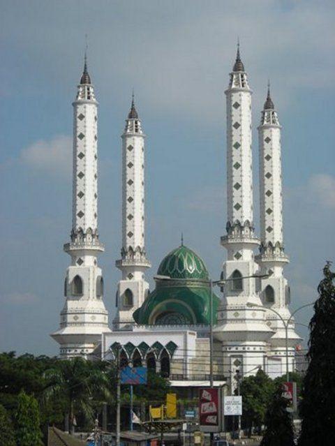 Masjid Agung Nurul Ikhlas, Kota Cilegon, Indonesia