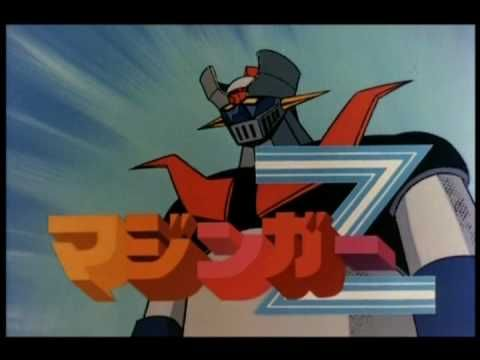 """Mazinger Z was the first series to put a teenaged protagonist inside the cockpit of a giant robot—"" http://www.theverge.com/2012/12/13/3759416/mazinger-z-go-nagai-rise-of-the-giant-robots#"