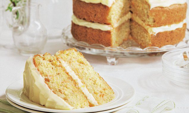Mary Berry Foolproof Cooking, part one: Carrot and banana cake