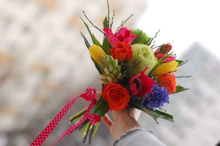Beautiful&happy flowers