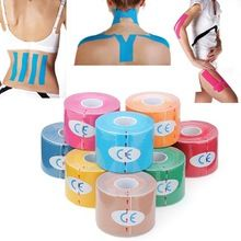 5M*5CM Waterproof Breathable Elastic Kinesiology Muscles tape sport Fitness Strain Injury Guard Muscles Care Adhesive Tape Strap //Price: $US $2.57 & FREE Shipping //