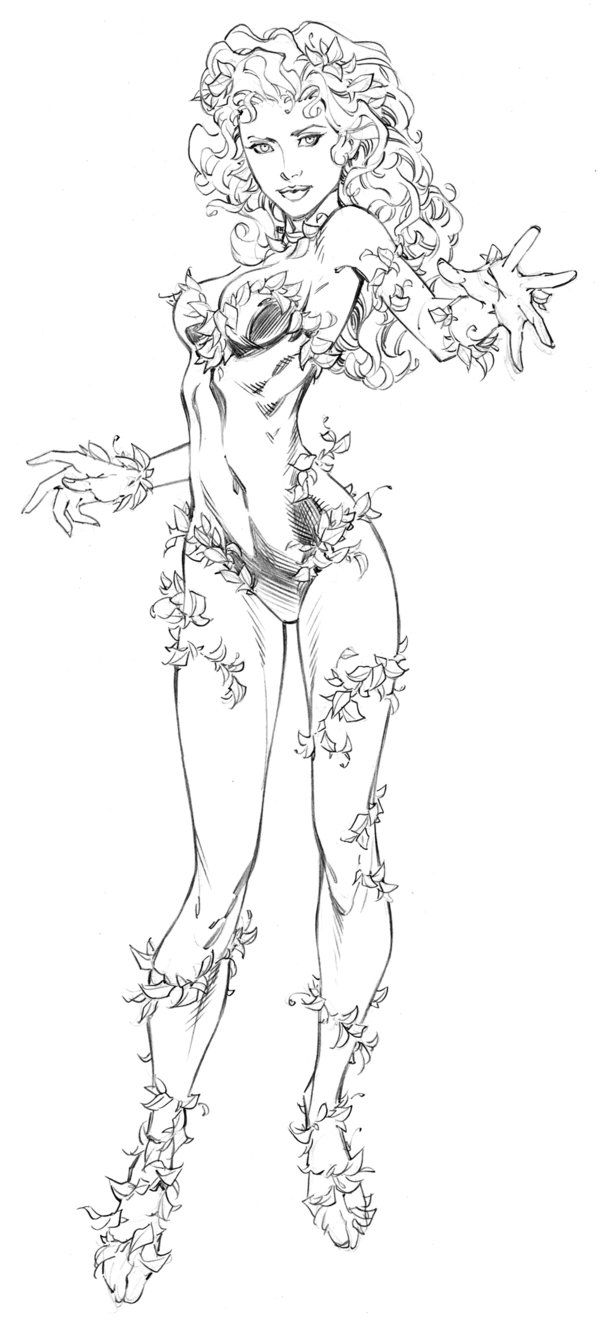 The 337 best Poison Ivy images on Pinterest | Poison ivy, Poisons ...