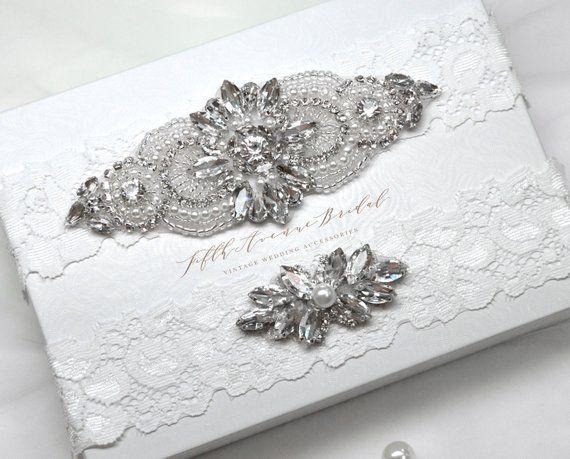 Pin On Wedding Garter