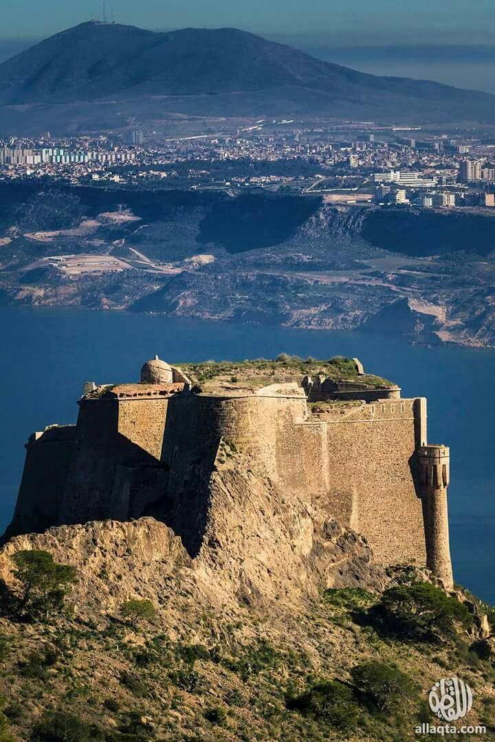 Santa cruse Oran _ Algérie