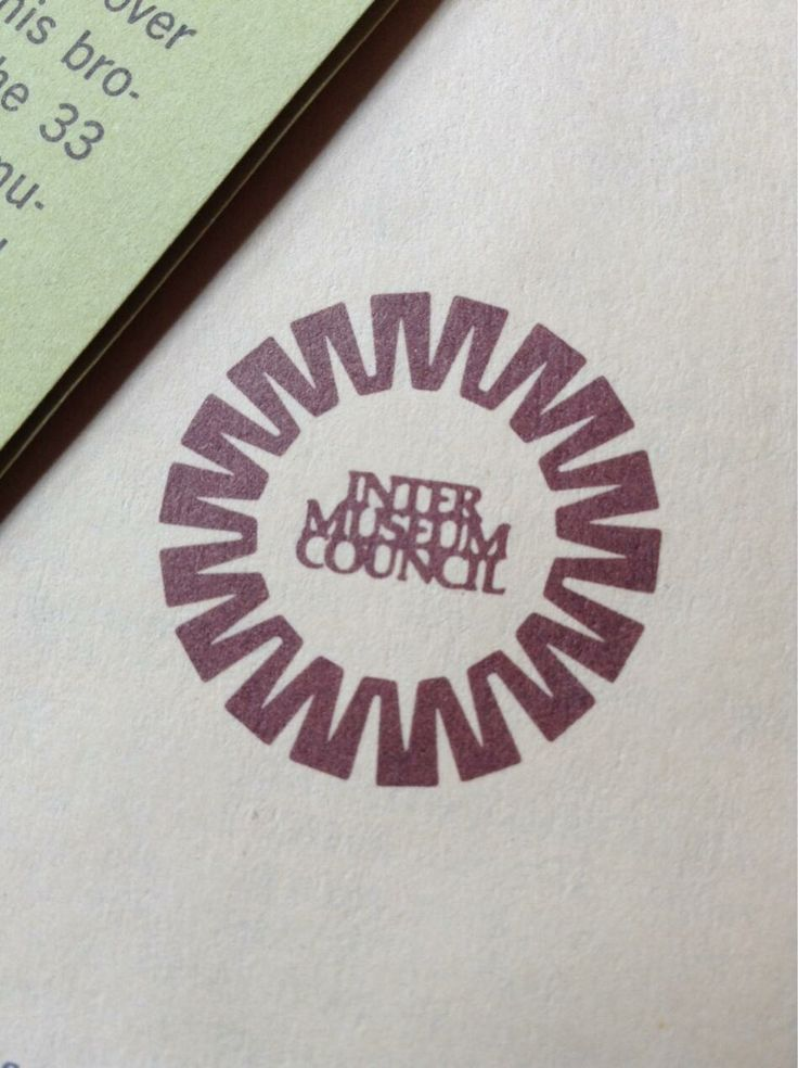 Gorgeous vintage logo a friend at the @103ovi found!