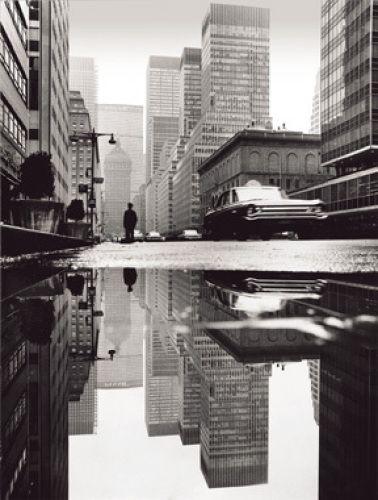 Mario de Biasi, Park Avenue, 1964