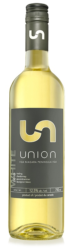 UNION white 2010 -- aromatic and delicious!