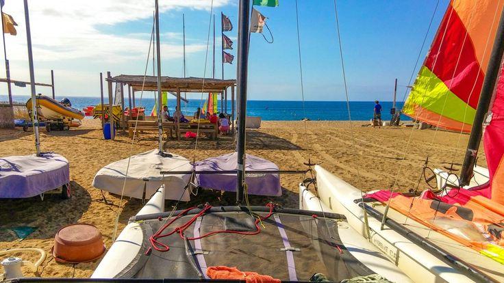 Pineda de mar. Things to do in Costa Brava