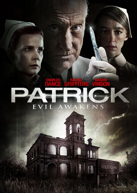 "Upcoming horror movie ""Patrick"" expected Mar 14 2014 (VOD)(Limited) For the top rated horror movies of all time: BestHorrorMoviesList.com fb.me/HorrorMoviesList #horrormovies #horrorfilms #ilovehorrormovies"