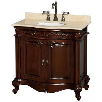 Art Exhibition Best Deal Wyndham Collection WCJJSCHIVUNOMXX in Single Bathroom Vanity in Cherry Ivory