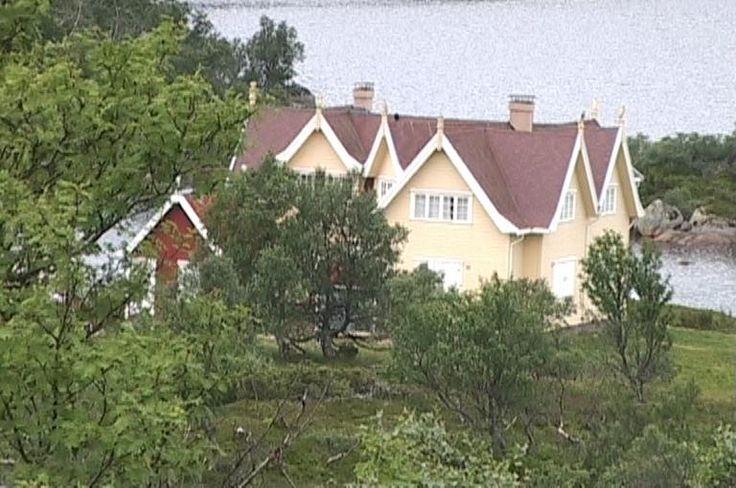 Lordehytta i Åseral Foto: FREM