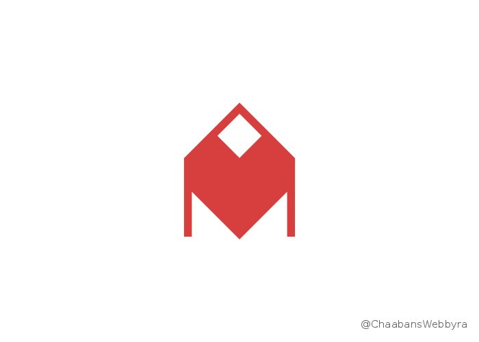 I Have Created A New logo For Client heart house