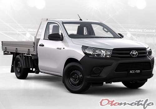 Toyota Hilux S-Cab