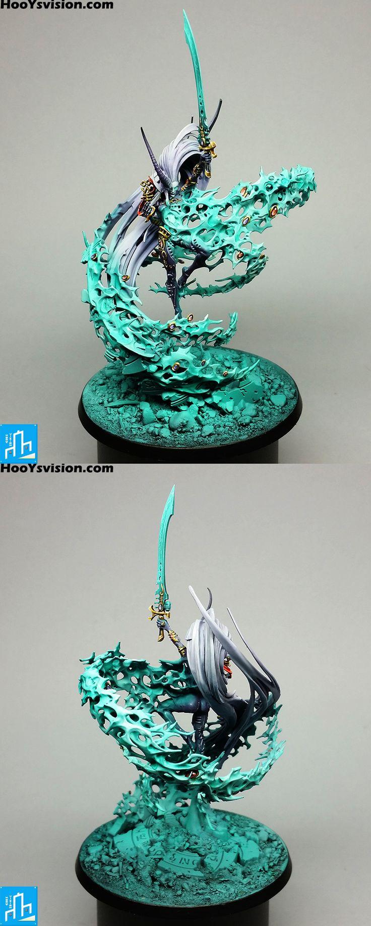 The Yncarne, Avatar of Ynnead