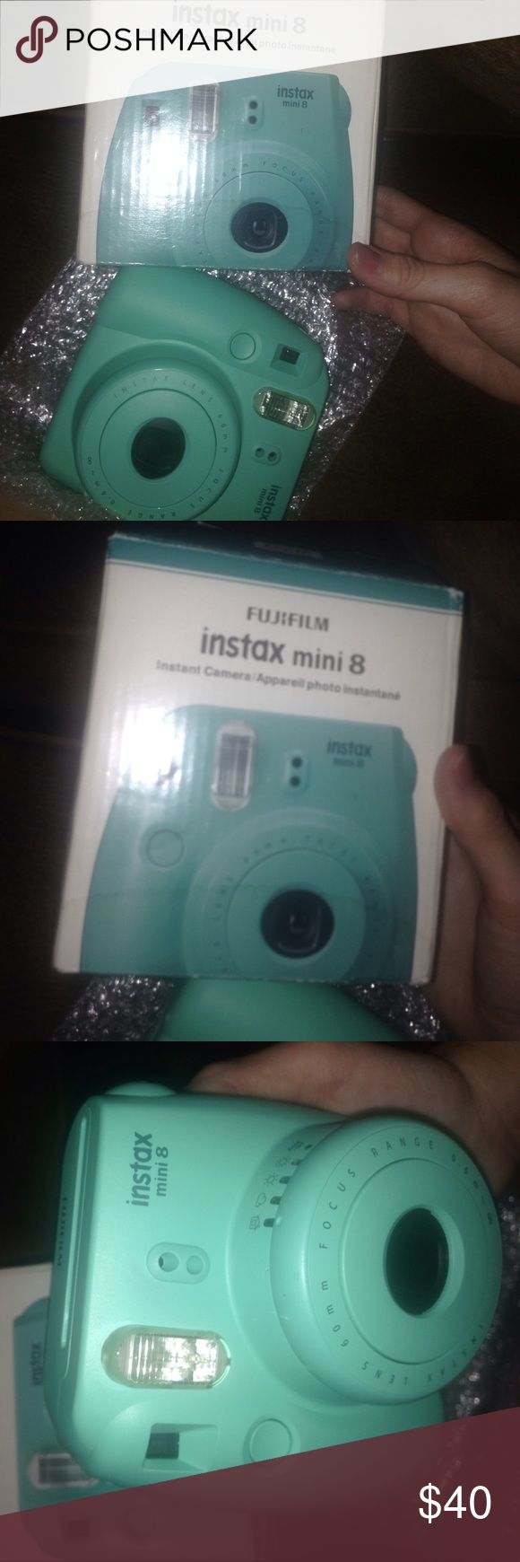 Instax mini 8 Polaroid camera Great condition barley used. Price negotiable Other