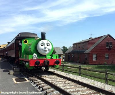 The Strasburg Rail Road - A Day Out With Thomas in Lancaster county Pennsylvania