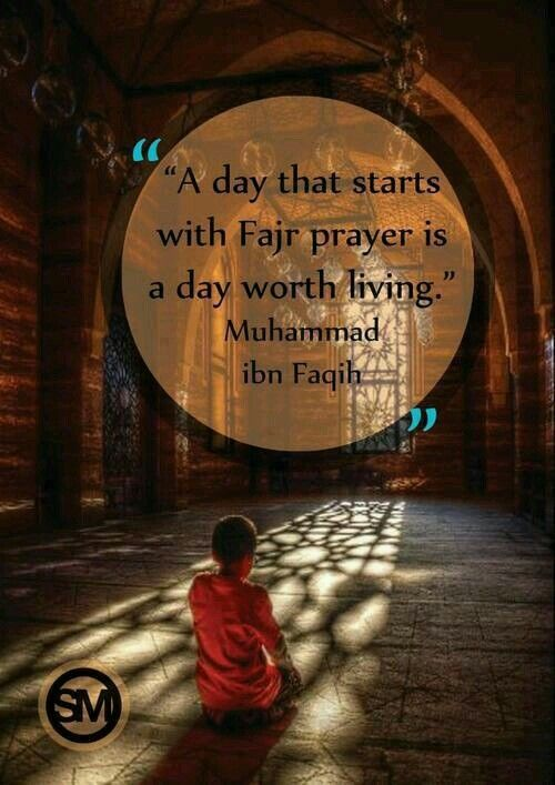 Prayer is a must in Islam..so wake up before its too late