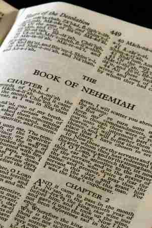 Nehemiah 1 - 13 Questions and Answers