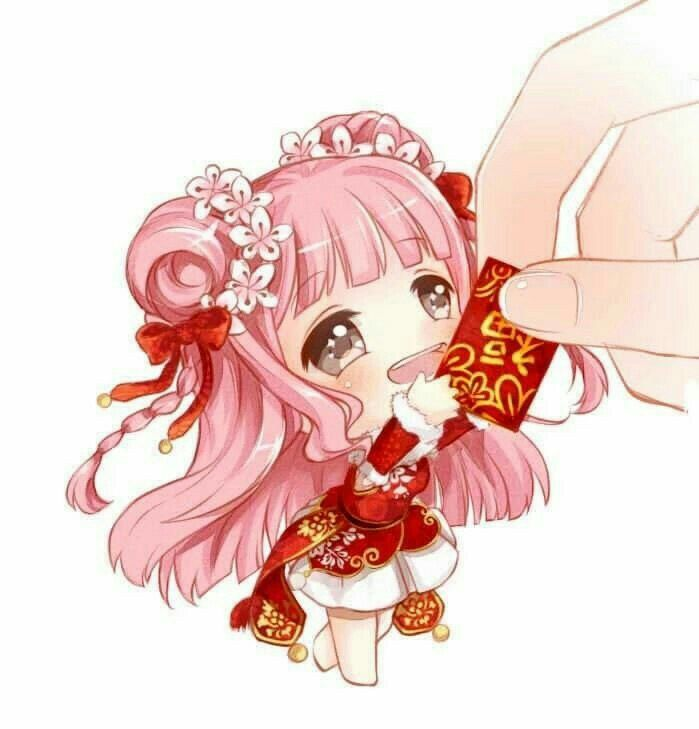 Ngưng Shop Collect Trả Hang 13 In 2020 Cute Anime Chibi