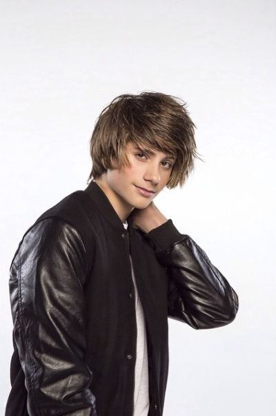 Alexandru Grindvoll - He was a solo artist, but recently he joined a band called 'Suite 16'. He is 15 and is from Norway, but sings in English