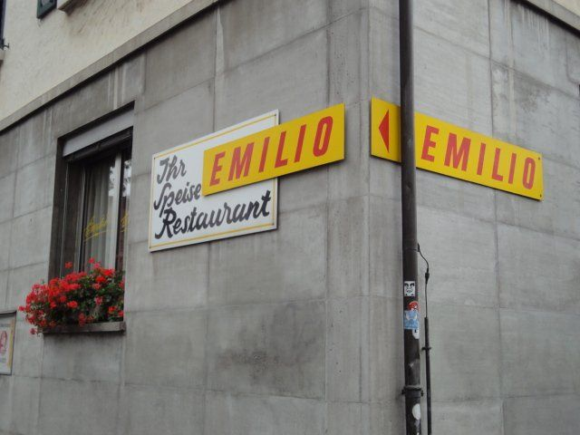 Emilio - Zürich, Switzerland