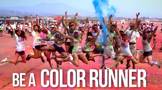 Be a Color Runner! ColorRunner........ The Color Run is coming to New