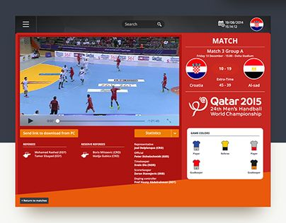 "Check out new work on my @Behance portfolio: ""Qatar 2015 Handball World Championship"" http://be.net/gallery/55450025/Qatar-2015-Handball-World-Championship"