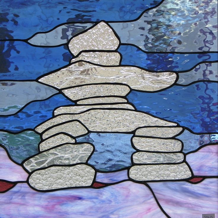 Custom Made Inukshuk