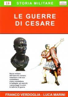 La storia militare dell´esercito romano cesariano e del suo condottiero, come combatteva, le battaglie, gli eserciti, i personaggi, le armi, le tattiche di guerra.