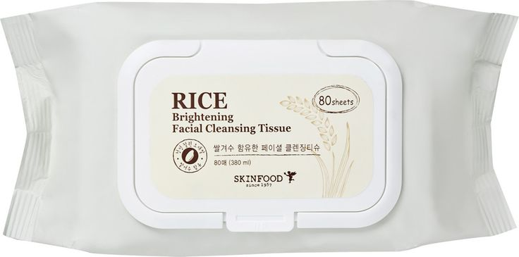 Rice Brightening Facial Cleansing Tissues | Ulta Beauty