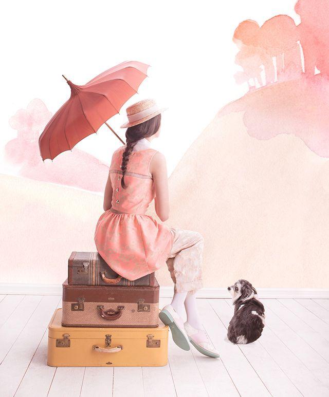 fashion editorial inspiration / illustration inspiration