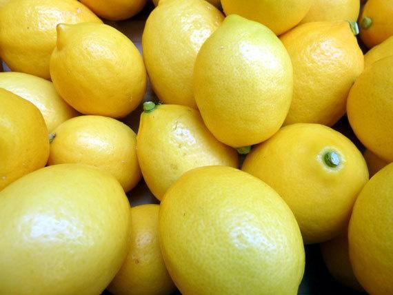 Fresh Lemons Photograph Print 8x10. $25.00, via Etsy.