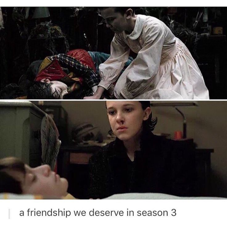 True she saved his life so many times  and they just deserve to actually have a conversation