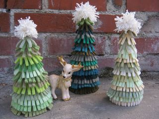 Cone Christmas Tree Ideas
