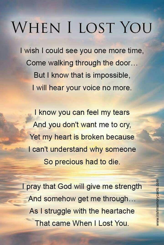 My Beloved Blake Miss You Grief Poems Missing My Husband