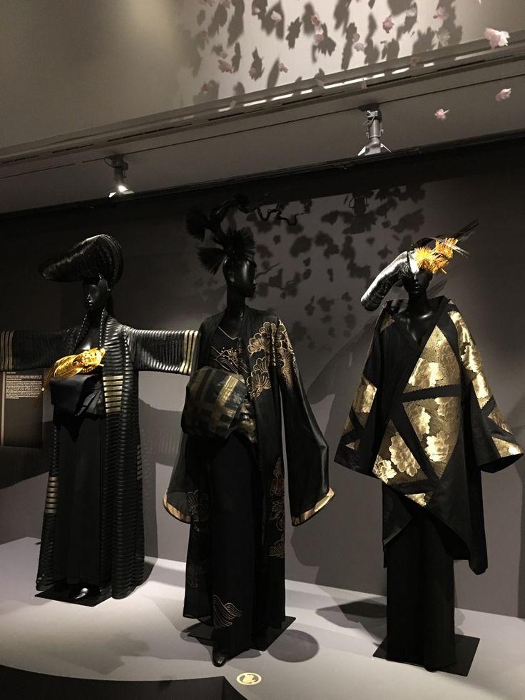 Nuit des musées expo Kimono au bonheur des dames  Musée Guimet (arts asiatiques)