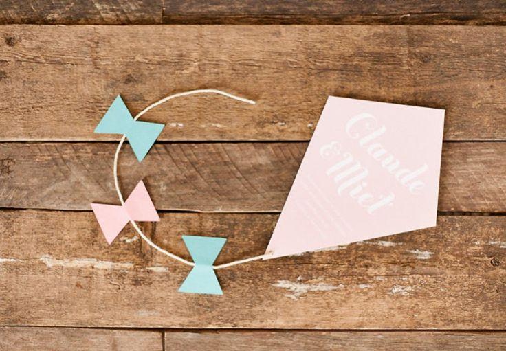 Le petit cerf volant | Blog mariage, Mariage original, pacs, déco