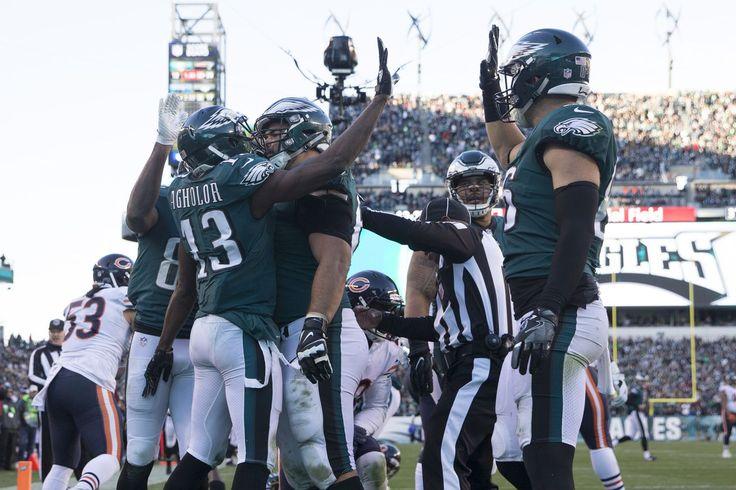 Sunday Night Football open thread: Eagles vs. Seahawks