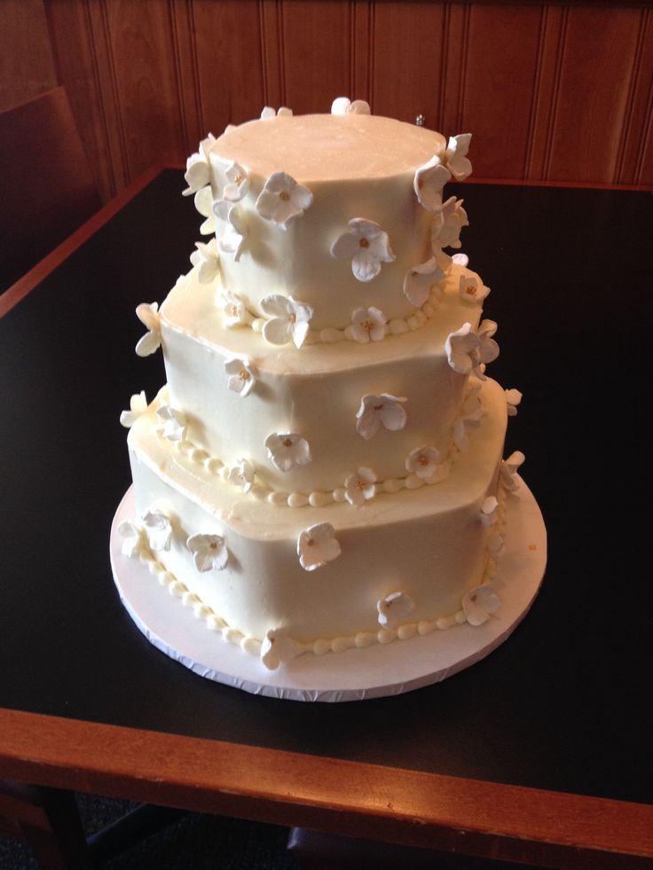 Best 25 Hexagon Wedding Cake Ideas On Pinterest 1 Tier