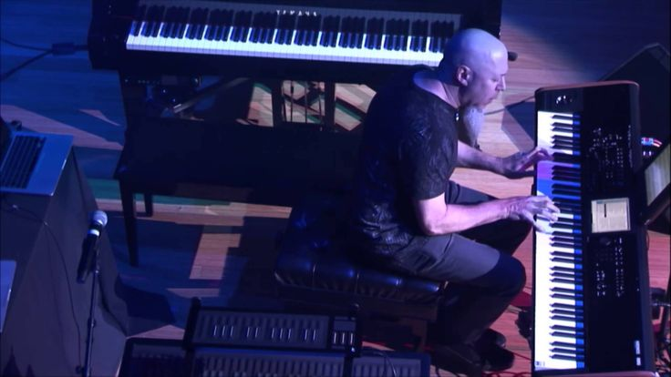 LIFT YOUR SPIRITS WITH JORDAN RUDESS ~ YOU CAN'T STOP YOUR HEART & MIND FROM BEING AROUSED & UPLIFTED WHEN EXPERIENCING RUDESS' MAGIC ~ NolaWest**************  Jordan Rudess Master Class