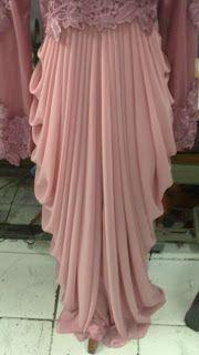 drapery dress  Violet, Pasar Sunan Giri.