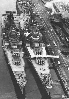 The Des Moines Class Cruiser – The Greatest Heavy Cruiser