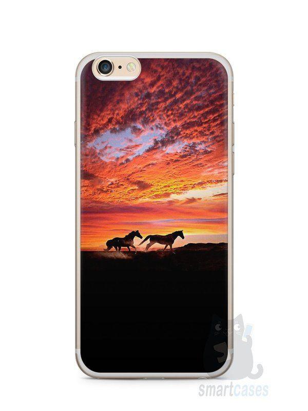 Capa Iphone 6/S Plus Cavalos #1 - SmartCases - Acessórios para celulares e tablets :)