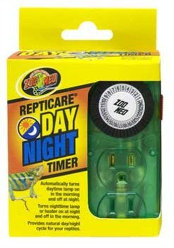 Zoo Med Laboratories SZMLT10 Repti Day Night Timer ** Check out the image by visiting the link. (Note:Amazon affiliate link)