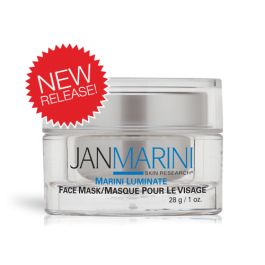 Jan Marini: Marini Luminate Face Mask. Reduce the appearance of discoloration and uncover brighter, more youthful skin with Marini Luminate Mask!