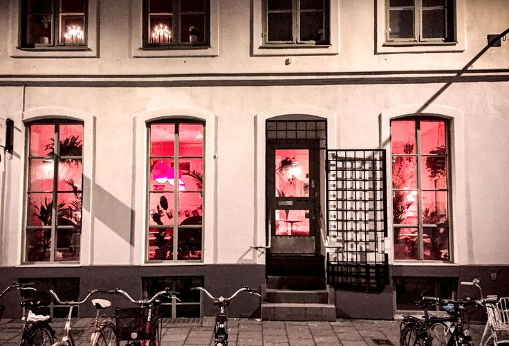 Exterior View at Cafe Dornonville : Coffee & Tea Lounge in Malmö, Sweden