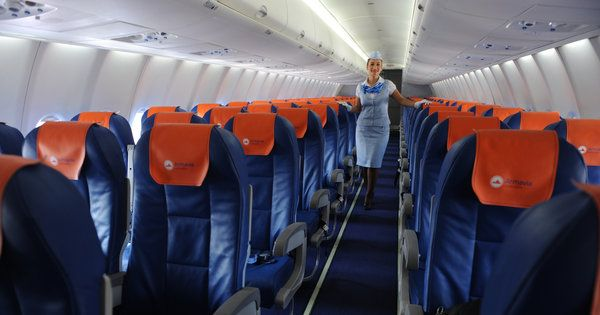 New York Times: At 35,000 Feet, a Russian Image Problem. #Aviation