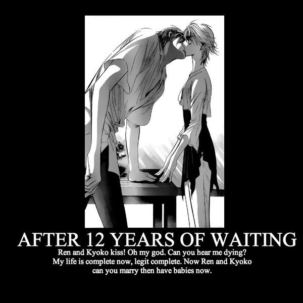 Kuon Hizuri - Skip Beat! by queennicolee on DeviantArt BUT SHE DOESN'T KNOW IT'S HIM!!!!!!!
