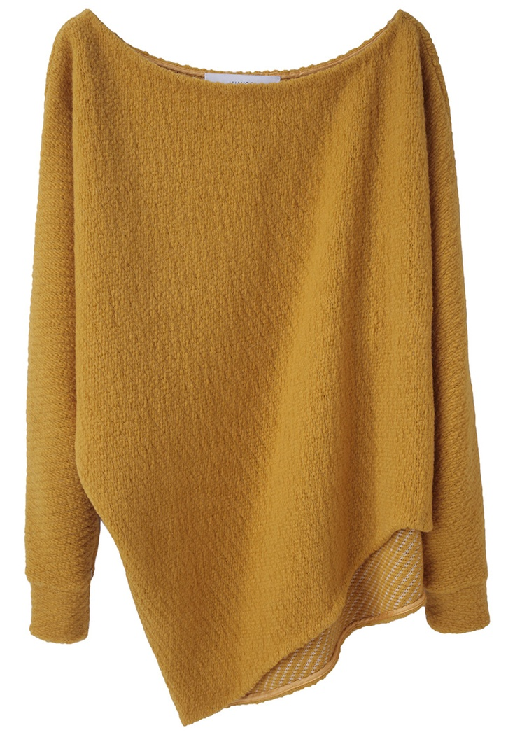 Loving the colorFashion Outfit, Mustard Sweaters, Mustard Yellow Fashion, Baggy Sweaters, Comfy Sweaters, Clothing Style, Yellow Sweaters, Fall Sweaters, Thakoon Addition
