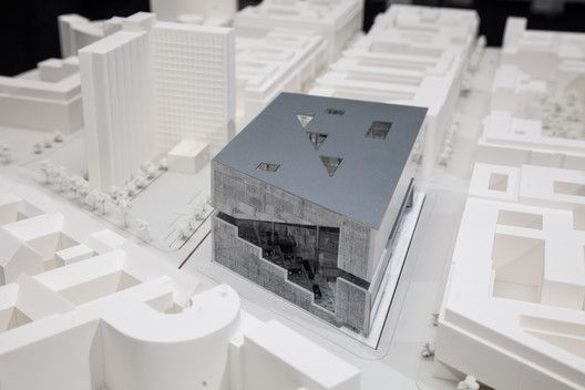 BIG, OMA, Büro-OS To Compete for New Media Campus in Berlin,Proposal from OMA. Image © OMA